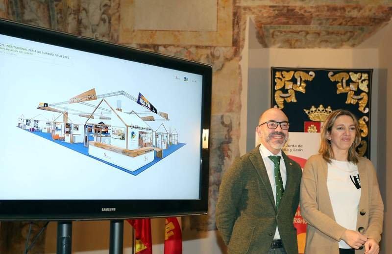 Castilla y León will promote the congress sector in Fitur
