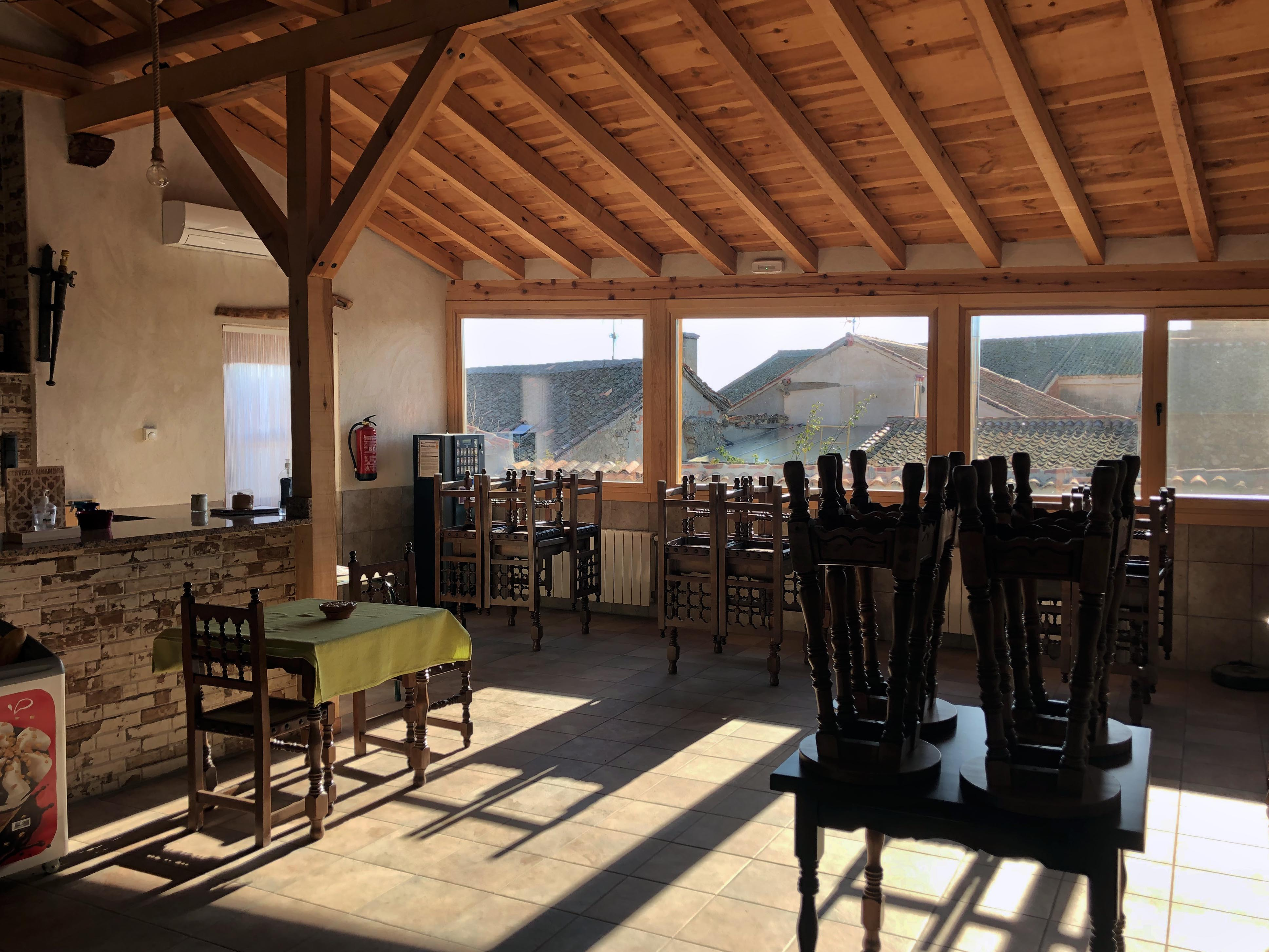 Restaurant Raza Castellana retouché