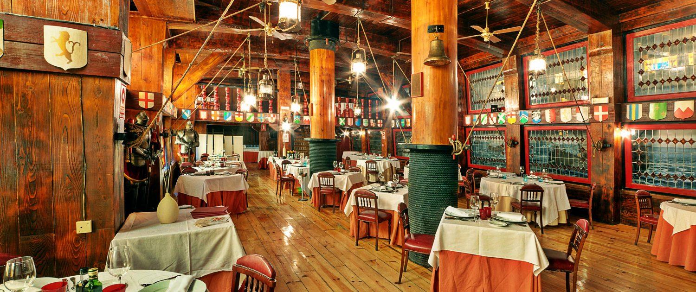 restaurant galeon 1