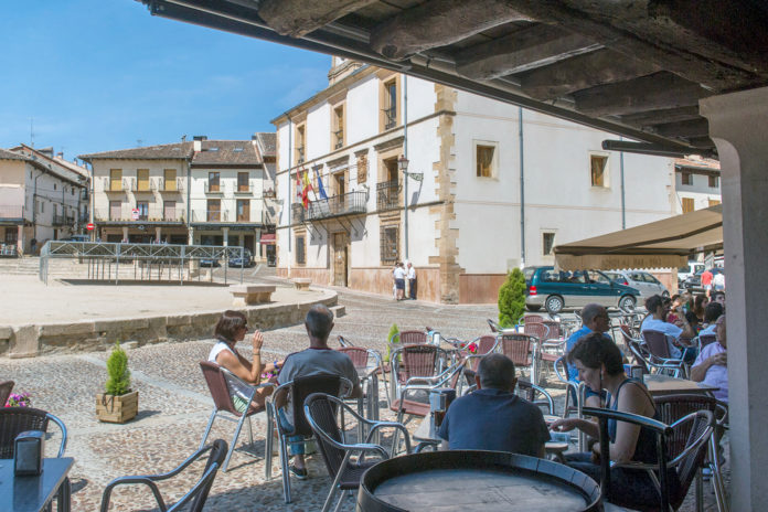 Riaza, the first 'Family-Friendly' destination in Spain