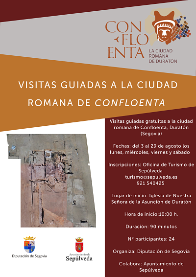 Guided Tours of the Roman City of Confloenta