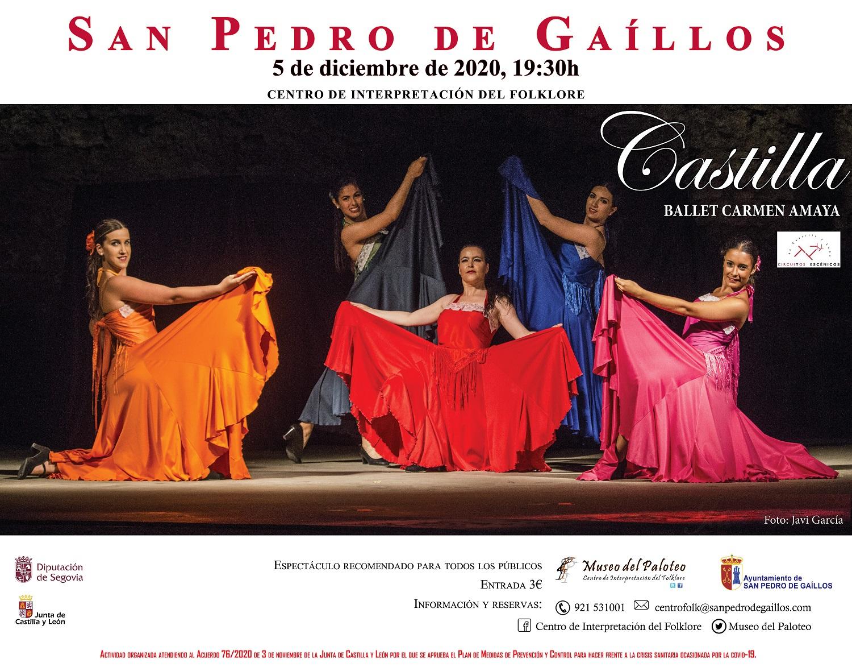 Castilla - Carmen Amaya Ballet - San Pedro de Gaíllos