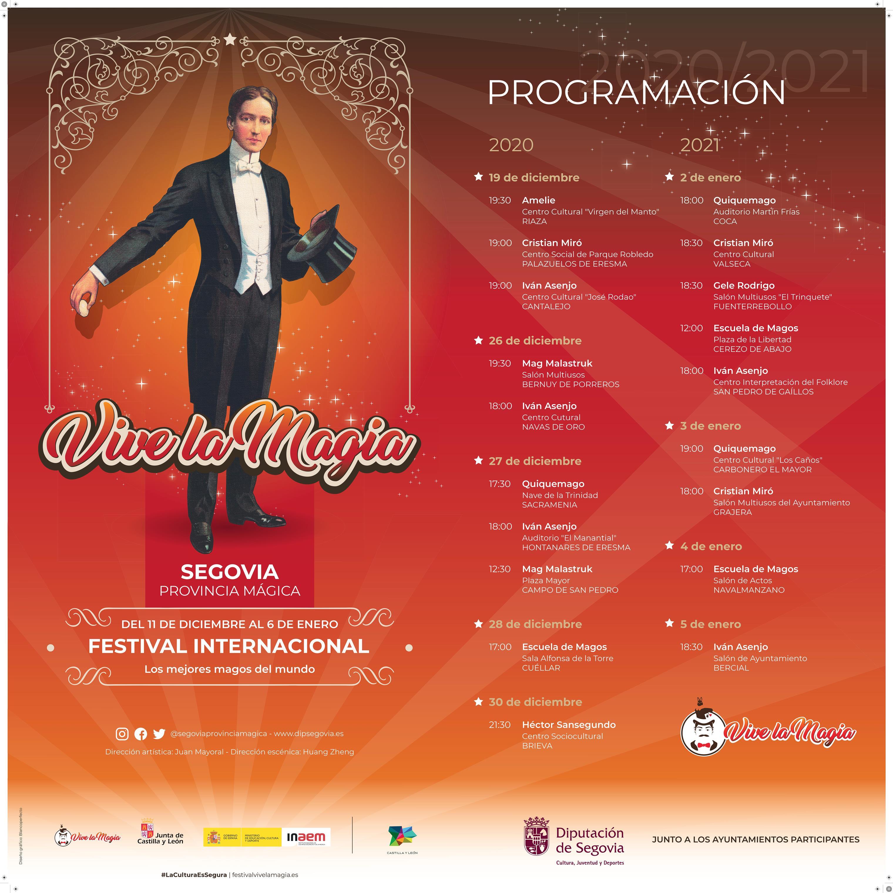 Segovia Magic Province complete