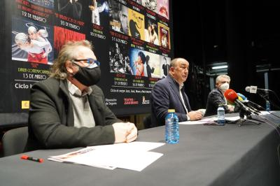 Aitana Sánchez-Gijón, Concha Velasco or Juan Diego Botto, among others, will visit the Juan Bravo de la Diputación Theater in the first quarter of the year