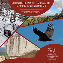 Guided routes through the Sierra de Guadarrama National Park