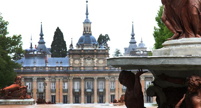 National Heritage extends the closure of the La Granja and Riofrío palaces until Friday