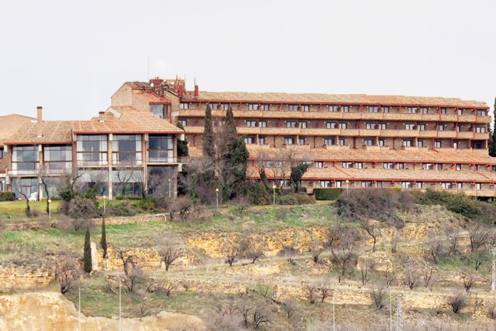 Paradores announce for June 25 its reopening in Segovia and La Granja