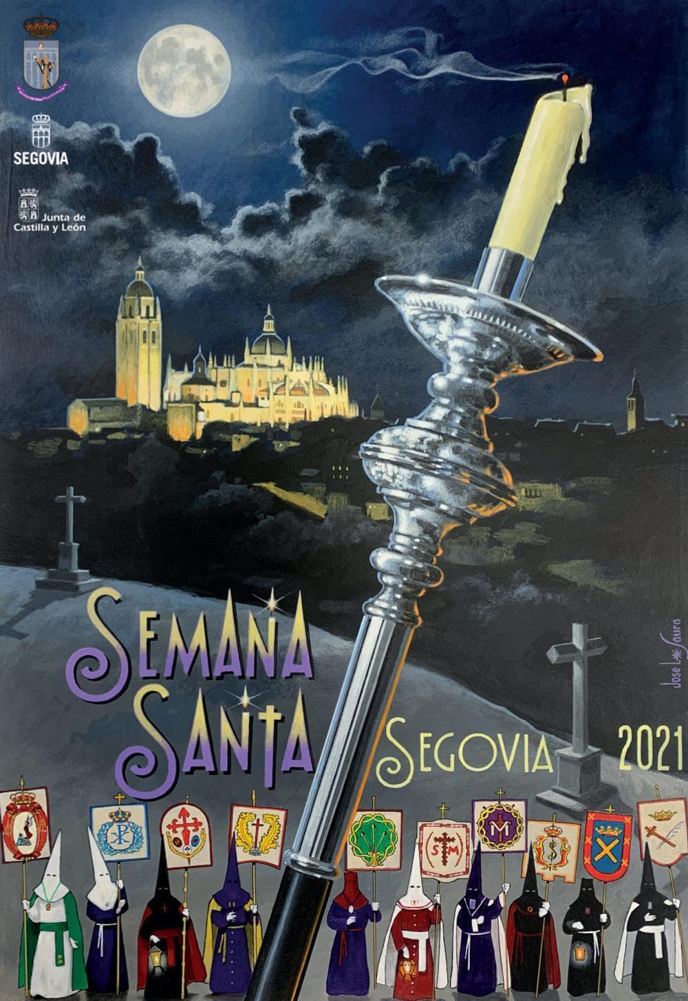 Semaine Sainte Ségovie