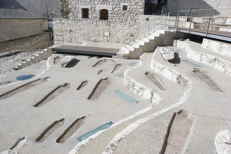 San Archaeological Park of Cuellar 2