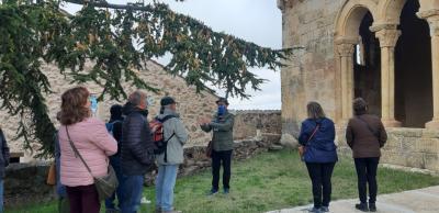 Voyageur, je vais vous montrer Segovia 4