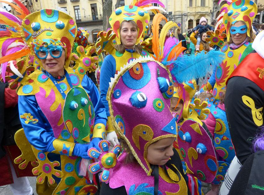 Palazuelos Carnival
