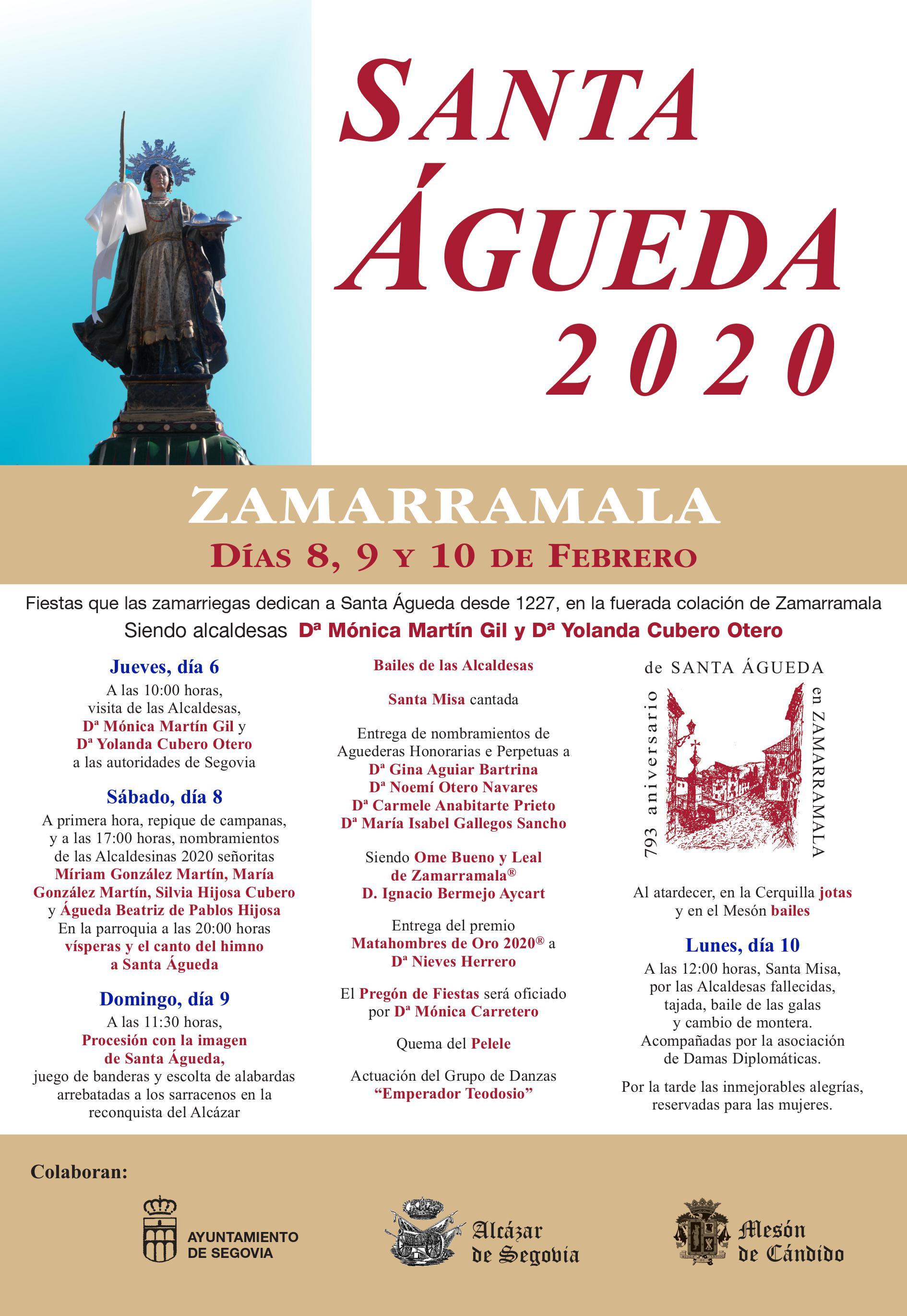 Santa Agueda2020