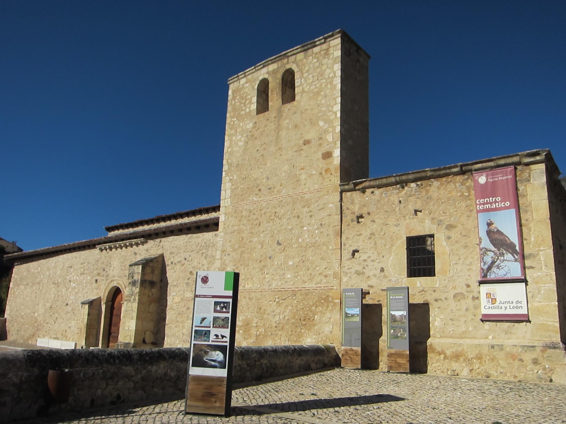 Maisons des parcs impériaux de Duratón, Riaza et Águila