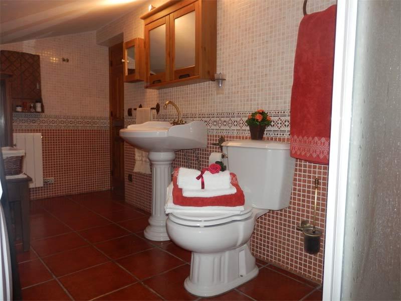 Salle de bain 19 à l'étage