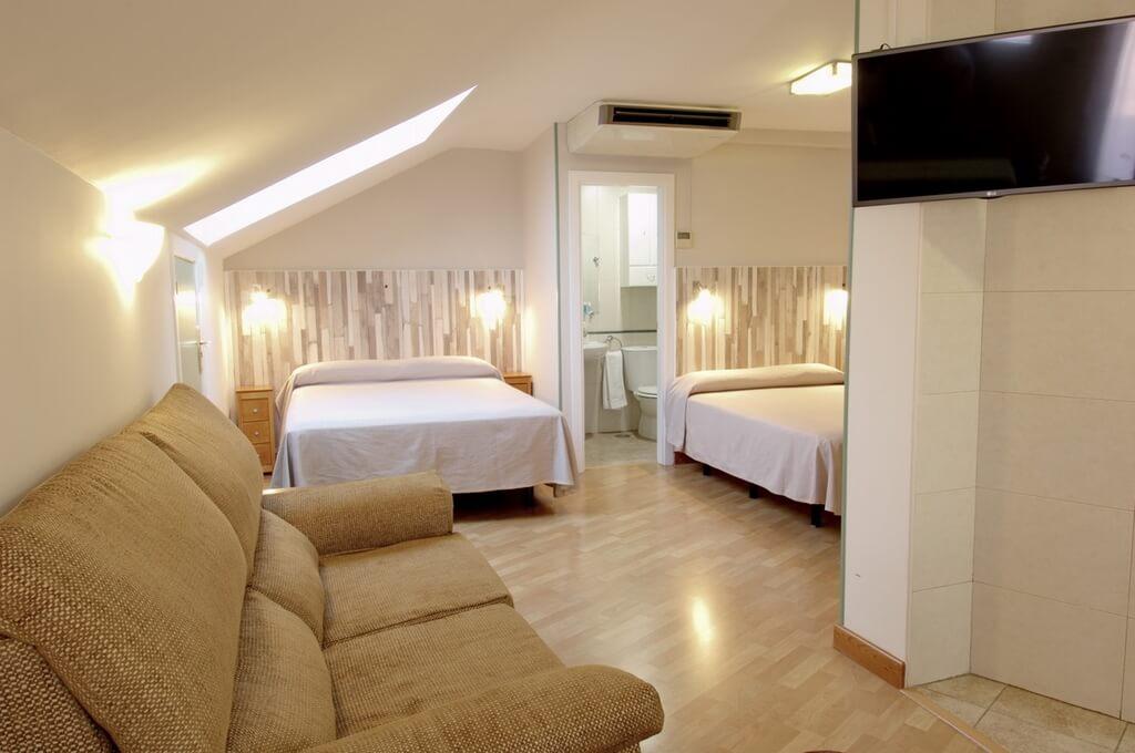 Hôtel Apartamentos ARALSO 06