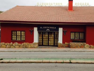 the portachuelo