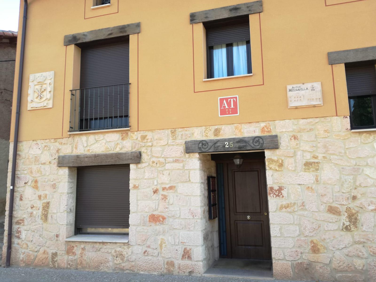 facade apt mediavilla