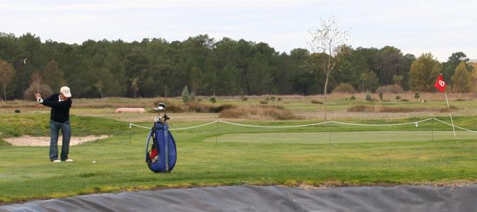 golf in cuellar