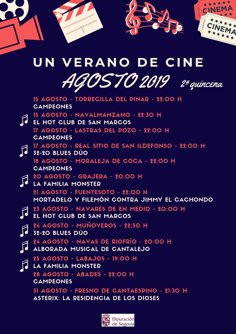 Summer cinema 2 19