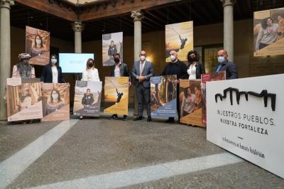 La Diputación de Segovia présente sa nouvelle campagne institutionnelle mettant les villes et leurs habitants comme protagonistes de la force de la province