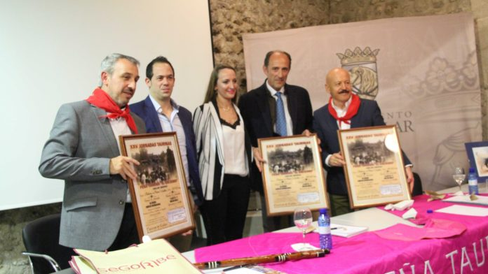 "Chapu ""Apaolaza will open the Bullfighting Days of 'El Encierro' in Cuéllar"