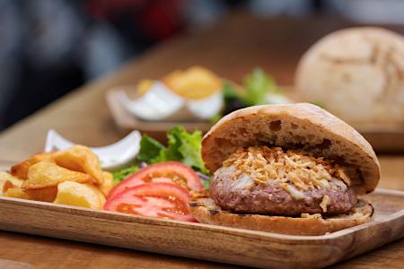Pasapán Burger