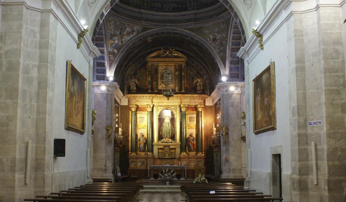 Sanctuary of El Henar