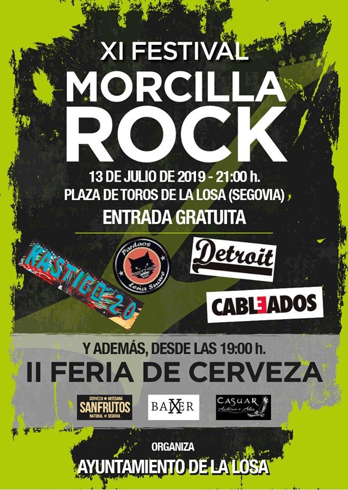 morcilla rock 2019