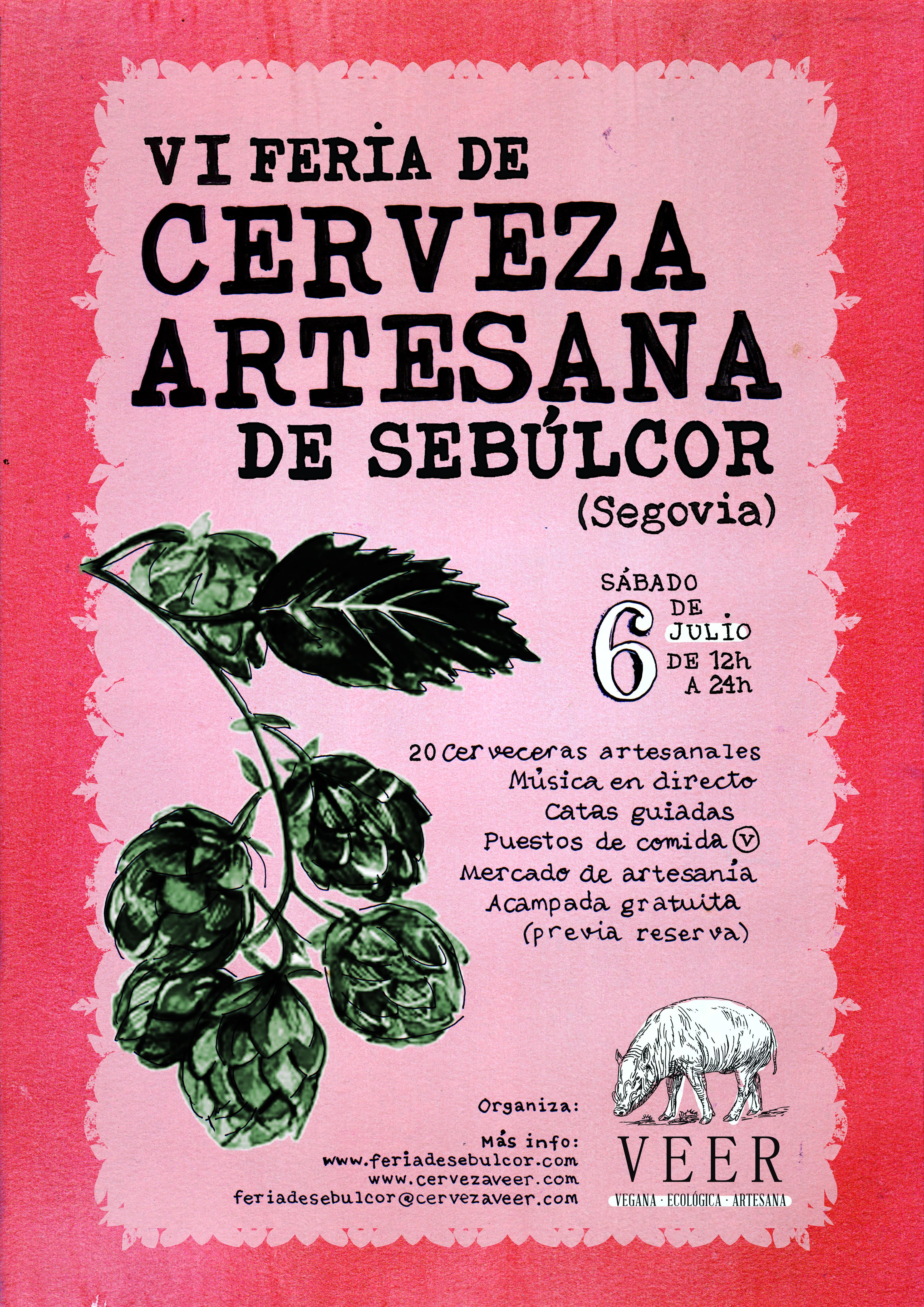 Sebulcor Beer 2019
