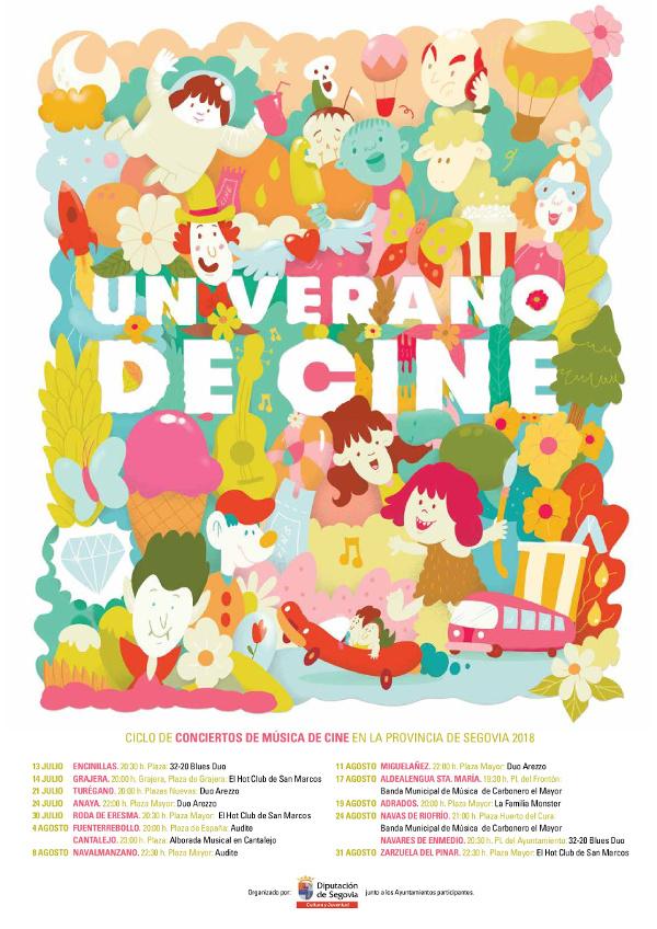 a summer of cinema