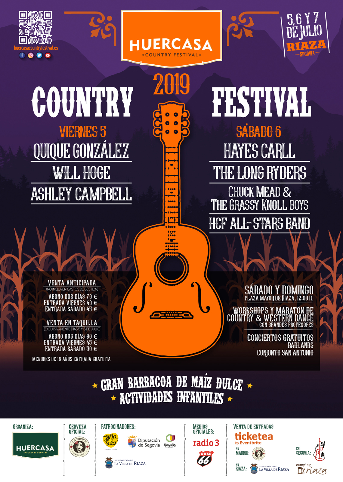 Huercasa Country Festival 2019