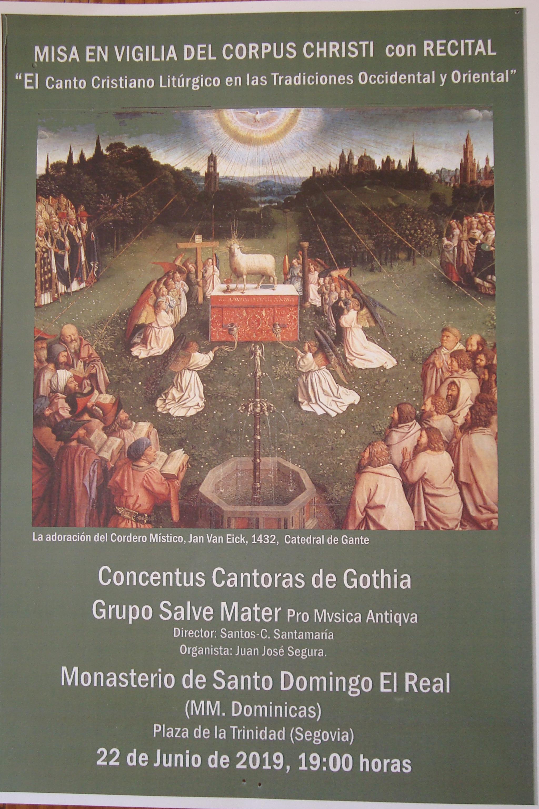 recital corpus
