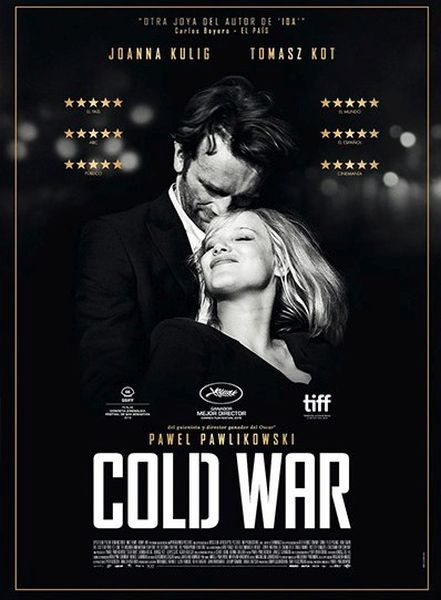 Cold War cartelera