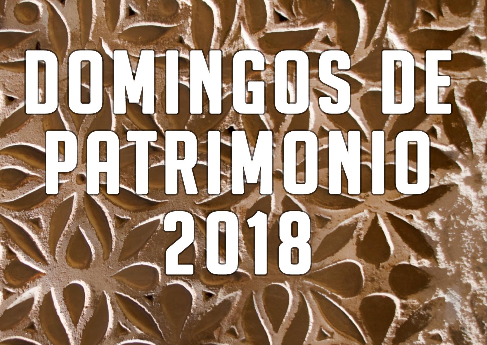 DIMANCHES DU PATRIMOINE