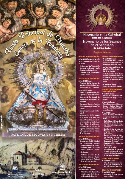 Fiesta de Nuestra Señora de la Fuencisla