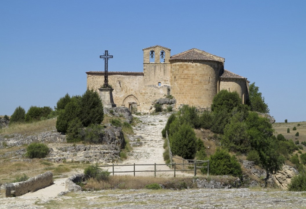 Church and Monastery of San Frutos