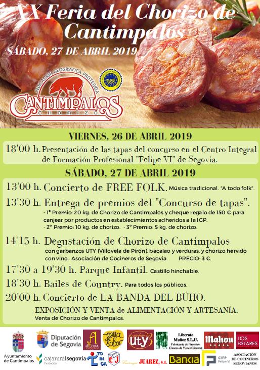 chorizo19 fair
