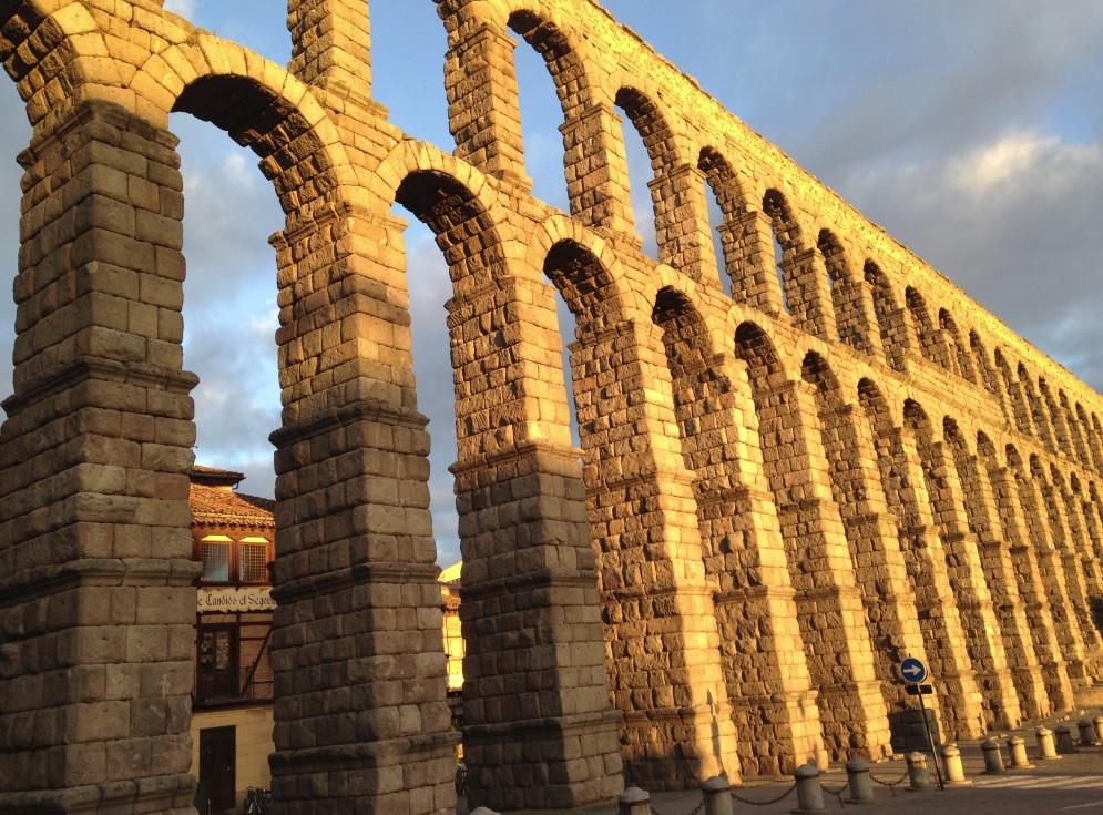 New Cameras to control the Aqueduct