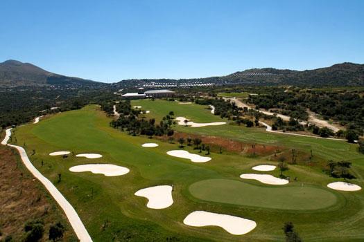 parcours de golf 1
