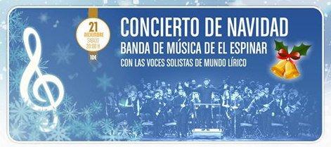 Concert de Noël à El Espinar