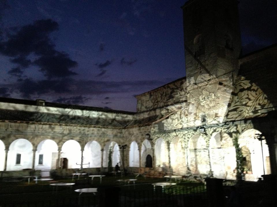 Abbaye de Párraces