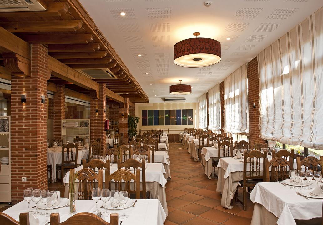 Hôtel Sale Magullo (La Lastrilla)