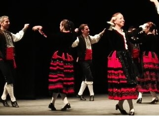 The dances of the province, protagonists on the tables of Juan Bravo