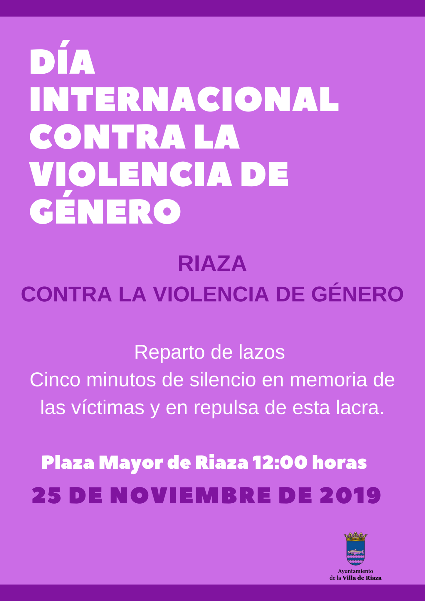 day of abuse gender riaza