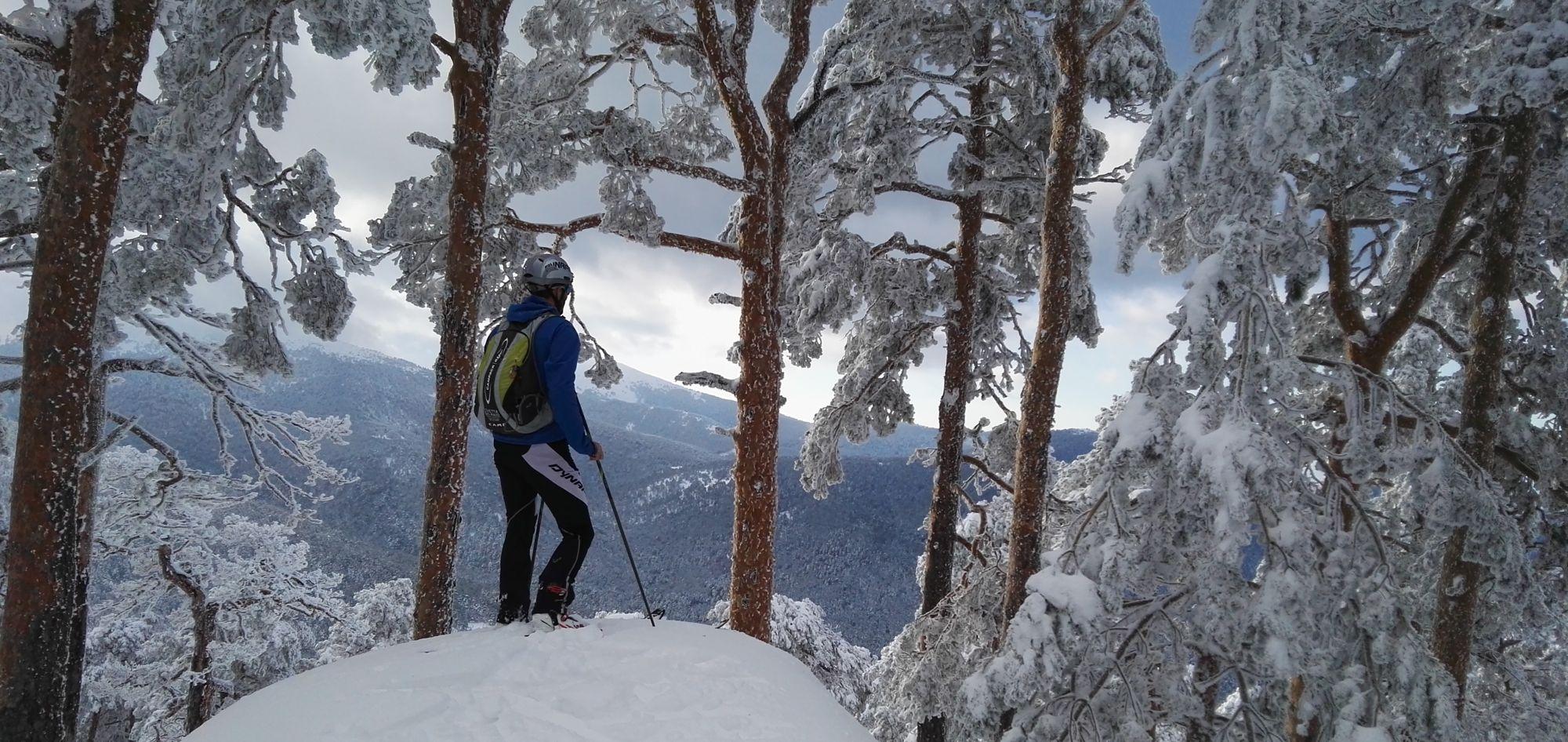 ski valsain