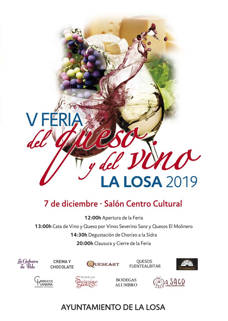 V WINE AND CHEESE FAIR