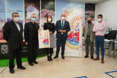 The Segovia Provincial Council supports and promotes the Henarense Jubilee Year at the Madrid International Tourism Fair