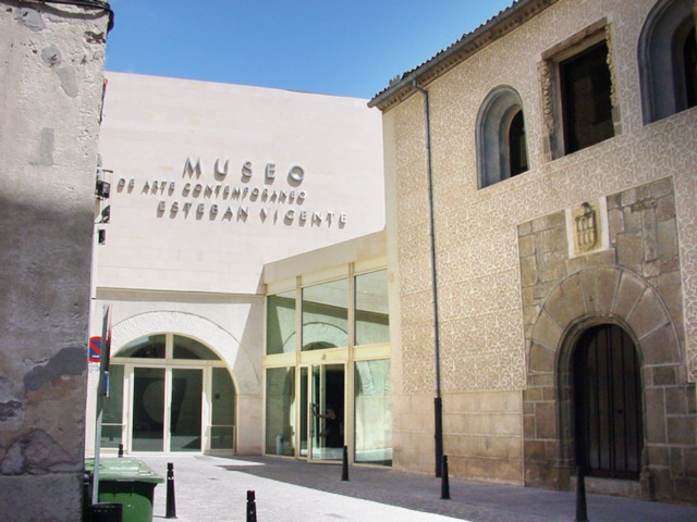 Musée d'Art Contemporain Esteban Vicente