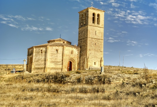 Church of the Vera Cruz