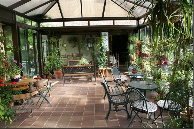 Le jardin de San Lorenzo 3